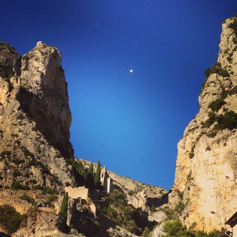 Moustiers Sainte Marie - Gorges du Verdon