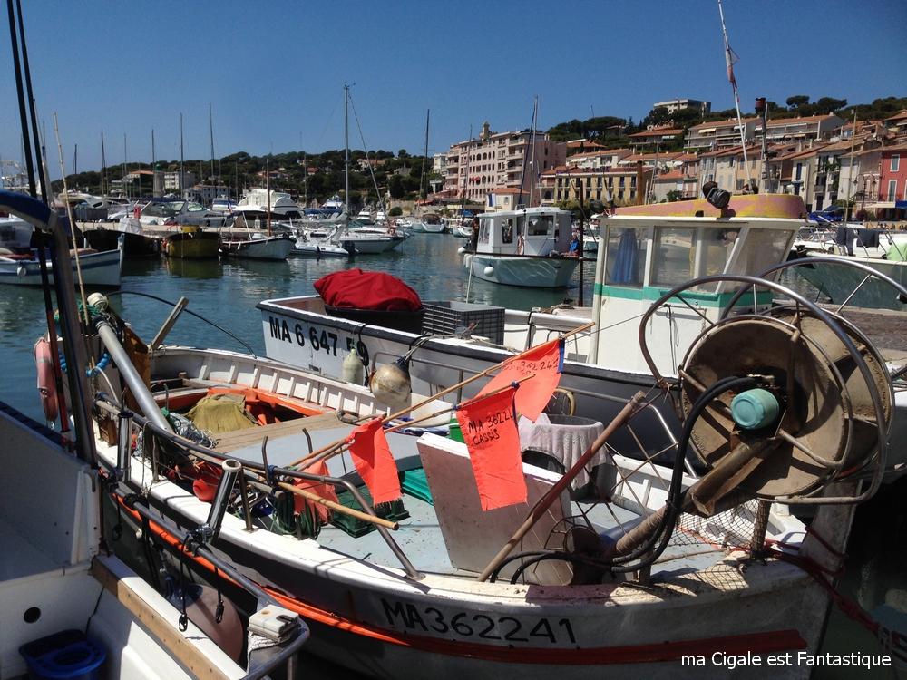 Port de Cassis - Provence