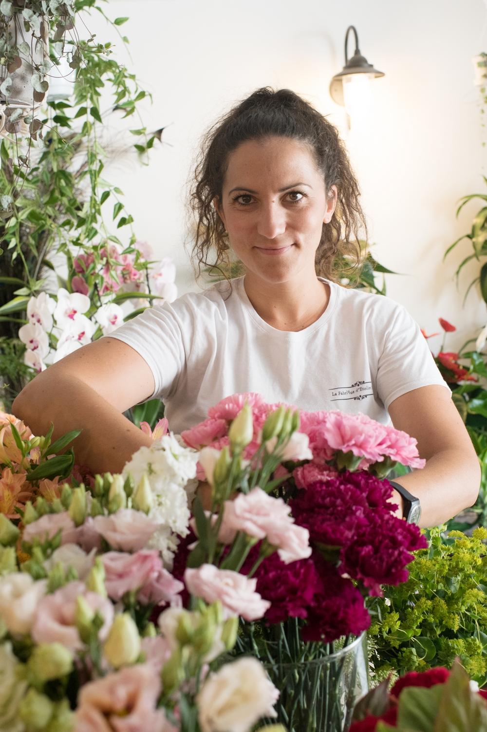 La Fabrique d'étoiles filantes - Décoration florale - Villelaure