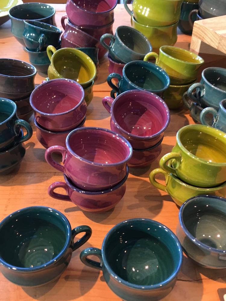 Atelier Romain Bernex - Collection Sud - Mug droit