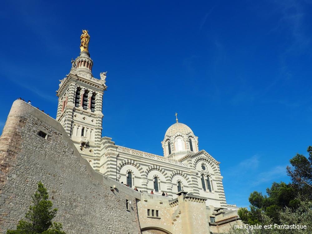 Basilique Notre Dame de la Garde - Marseille Provence