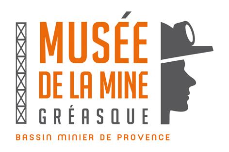 LOGO Musee de la mine de Gréasque