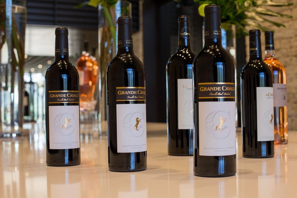 Les vins de La Cavale