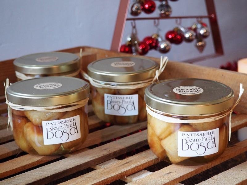 Mini babas au rhum - Pâtisserie Bosca